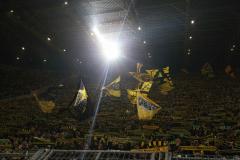 Fussball / firo Pokal BVB Borussia Dortmund - SV Werder Bremen 05.02.2019