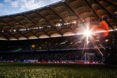 Fussball / firo Hamburg - Bochum, 16.08.2019