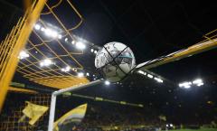 Fussball / firo Dortmund - Leipzig 17.12.2019