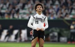 Fussball / firo Deutschland - Serbien 20.03.2019