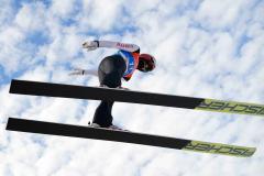 FSkispringen / firo Nordische Skiweltmeisterschaften 2019 in Seefeld, Österreich