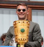 Fussball / firo FC Bayern München Meisterfeier 26.05.2019