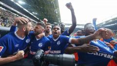 Fussball / firo B.Dortmund - Schalke 27.04.2019