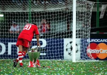 Platz 11 Jahre Uefa Champions League  2003  - Jürgen Fromme