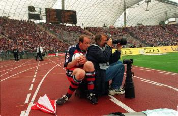 Sportfoto des Jahres 1999  + 1.Platz Bad Dürrheimer Fotopreis - Jürgen Fromme