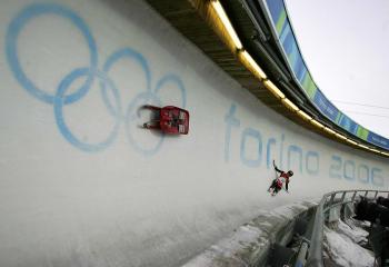 Sportfoto des Jahres 2006 3.Platz Kategorie Olympia - Claus Cremer