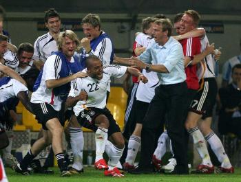 Sportfoto des Jahres 2006 2.Platz Kategorie Fußball WM 2006 - Ralf Ibing