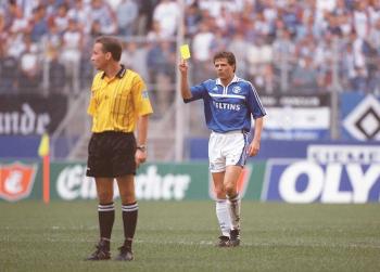 Sportfoto des Jahres 2000   1.Platz Kategorie Fußball - Michael Kleikamp