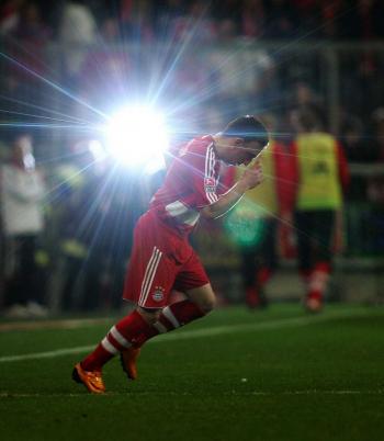 Sportfoto des Jahres 2008 1.Platz Kategorie Fußball - Claus Cremer