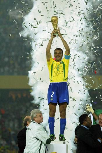 Sportfoto des Jahres 2002 3.Platz Kategorie Fußball WM 2002 - Ralf Ibing
